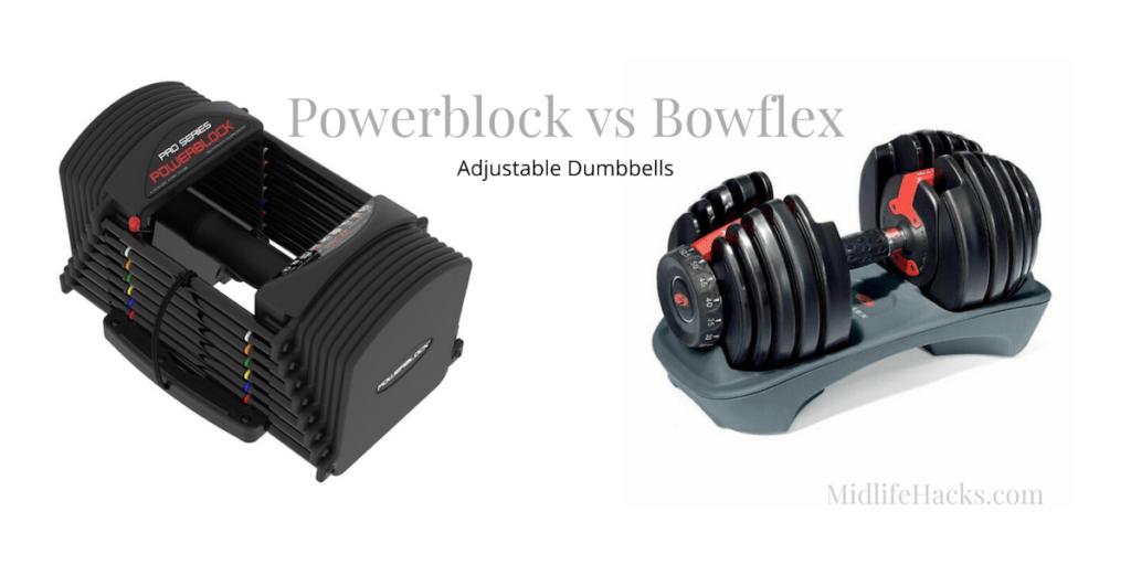 Powerblock vs Bowflex