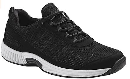 Orthofeet Shoes lava